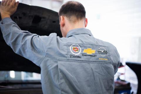 Специализированный сервис Opel, Chevrolet, Cadillac