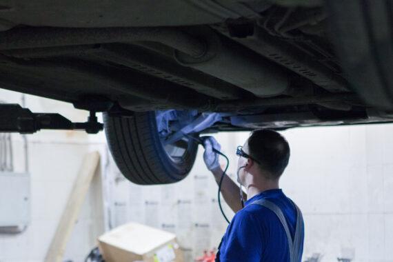 Ремонт рулевой рейки Opel