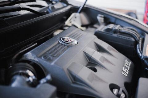 Ремонт двигателя Кадиллак srx