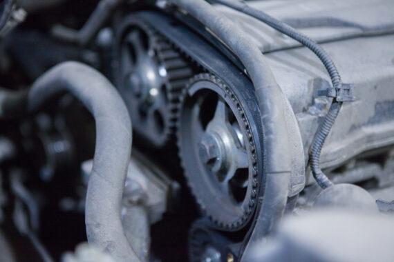 Замена ремня ГРМ Opel