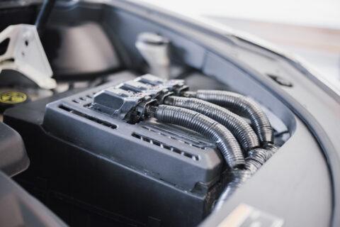 Замена проводки на автомобиле